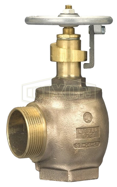Domestic Adjustable Pressure Restricting Angle Valve Male Outlet