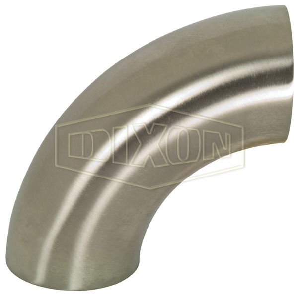 90° UK Dairy Weld Elbow