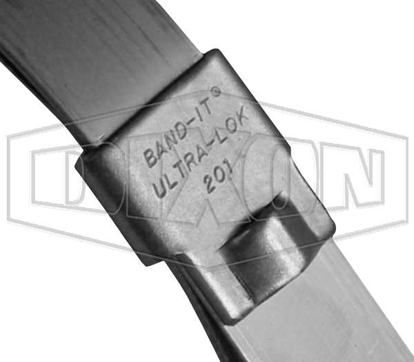 Band-It Ultra-Lok® Preformed Clamp
