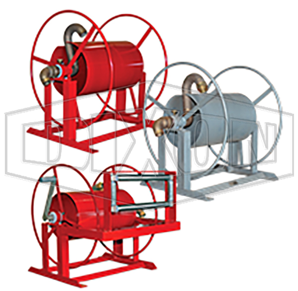 Carbon Steel Hose Reel