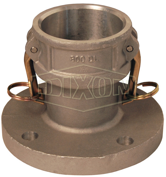 Dixon® Cam & Groove Coupler x 150# Flange