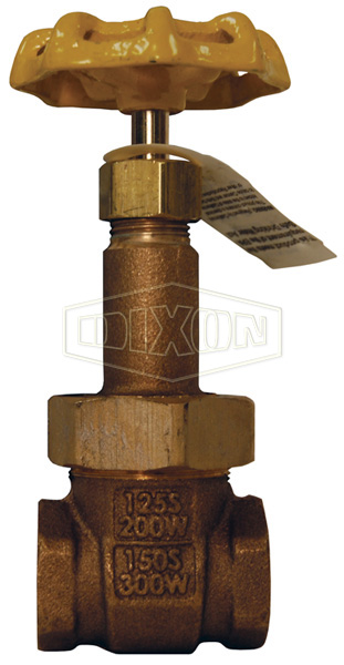 Domestic Bronze Gate Valve