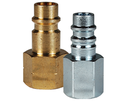 CJ-Series Pneumatic Female Thread Plug