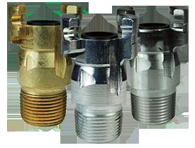 Dual-Lock™ P-Series Thor Interchange Male Thread Plug