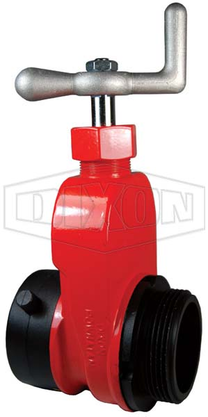 Global Aluminum Hydrant Gate Valve with Speed Handle
