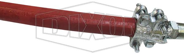 A230-T2 18 Bar Black High Pressure Steam Hose