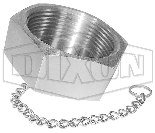 IDF Blank Nut with Chain