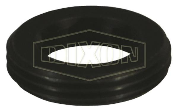 In-Line Lubricator Sight Disk Lock Nut