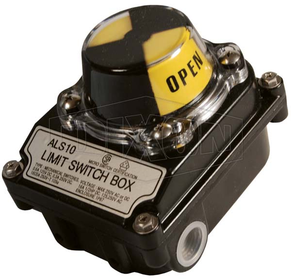 Actuated Valve Limit Switch