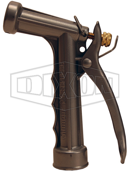 Pistol-Grip Water Nozzle