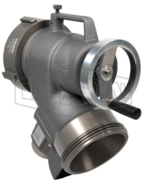 Piston Intake Female Swivel x Male with Relief Valve