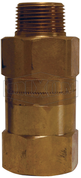 Safety Check Valve BSP