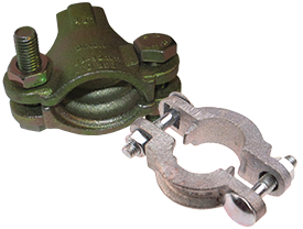 Series TSC - Two-Bolt Saddle Clamp