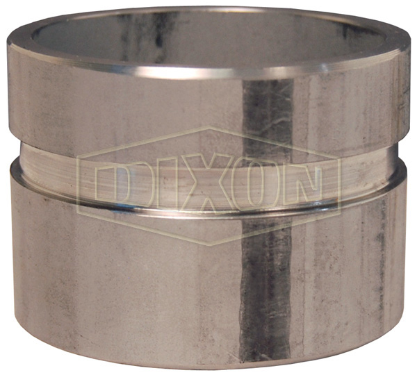 Grooved End x Weld Adapter Nipple
