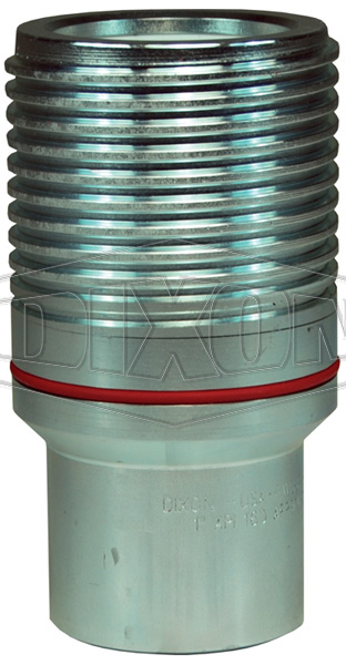 DQC WS-BOP Series High Pressure Wingstyle Female Plug