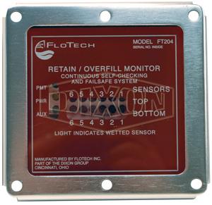 FloTech® R/OM Type Onboard Monitor