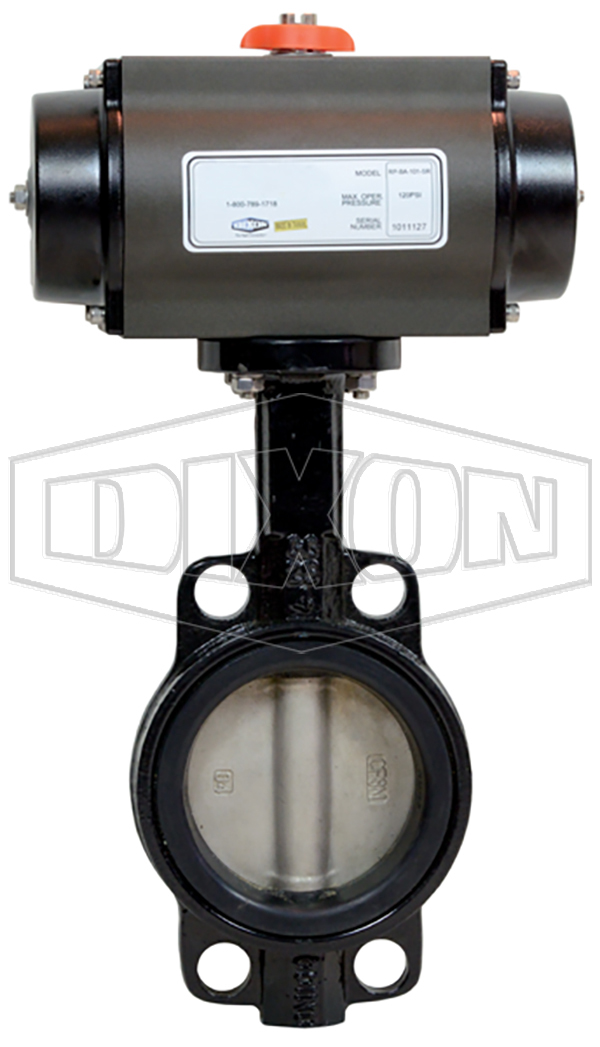 B51 Series Wafer & Lug Style Butterfly Valves