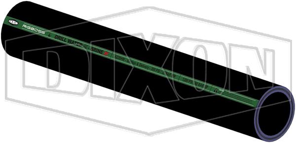 RIGBOSS™ A220 Hard Wall Fire Resistant Hose | Drill Water-Brine