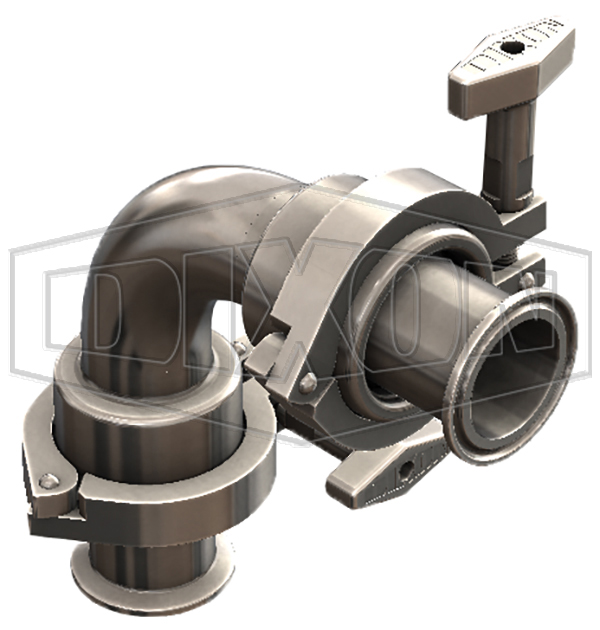 SJSS Series Sanitary Swivels