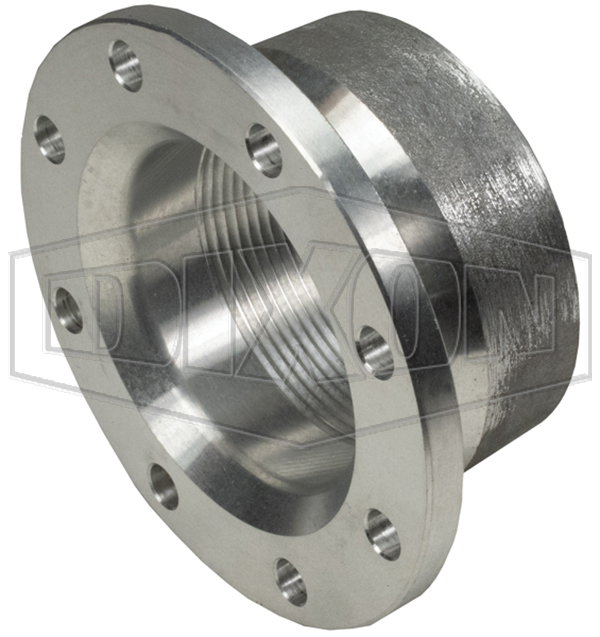 "3"" TTMA Flange x 3"" Std Female NPT"