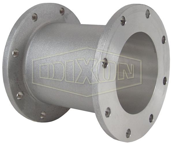 ttma flange extension aluminum cam and groove