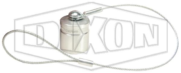 DQC V-Series Snap-Tite H/IH Interchange Dust Cap