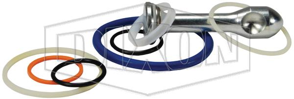 VEP Series Male Plug Repair Kit